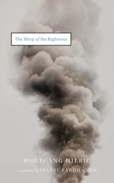 The Sleep of the Righteous   Center for the Art of Translation