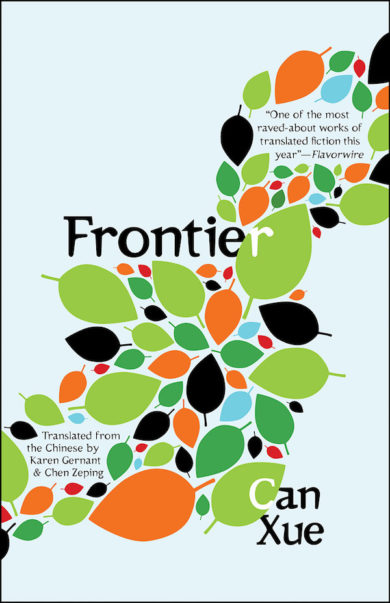 Cover Image of Can Xue's Frontier