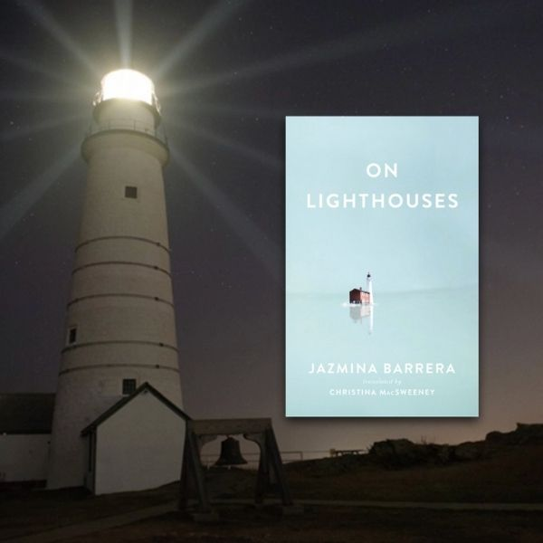 lighthouse photo with cover of On Lighthouses